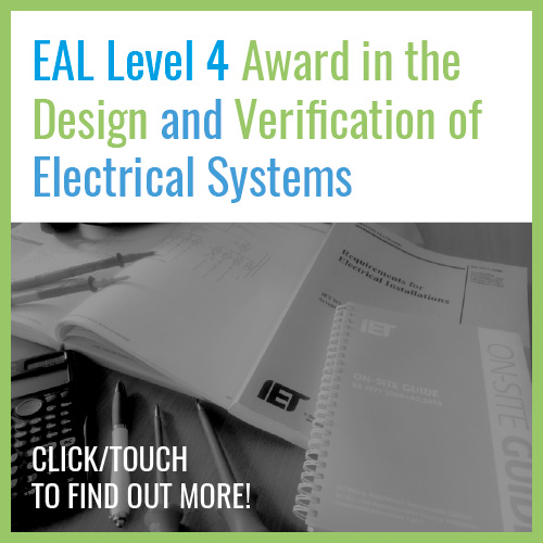 EAL Level 4 Design and Verification Course Image
