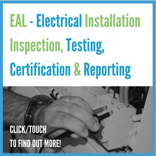 Vimartech Training EAL Electrical Installation Inspection, Testing, Certification Image